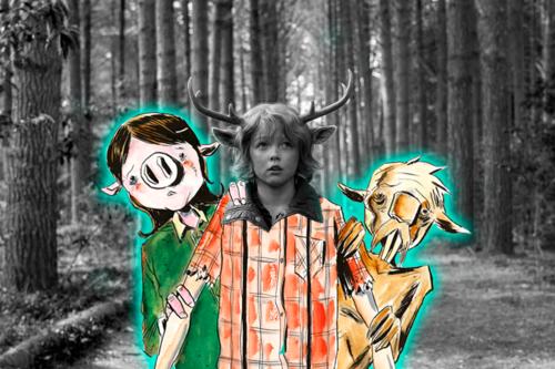 'Sweet Tooth' y el apocalipsis cuqui, del cómic a la serie: así se diferencian la adaptación de Netflix y la obra original