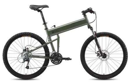 """Bicicleta plegable Montague Paratrooper, la bici de los """"paracas"""" americanos"""