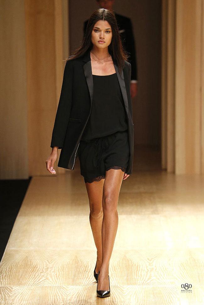 Mango abre la 080 Barcelona Fashion con su colección Otoño-Invierno 2014 y Toni Garrn
