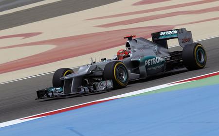 Michael Schumacher se muestra crítico con los neumáticos Pirelli