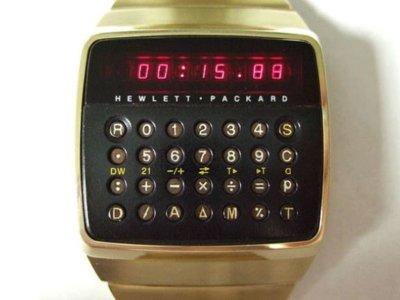 El primer smartwatch de la historia apareció en 1977 y costaba 695 dólares