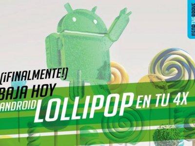 Ya puedes actualizar el Honor 4X a Android 5.0 Lollipop en México
