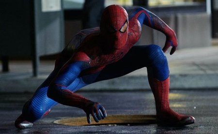 'The Amazing Spider-Man', los actores salvan un insulso blockbuster