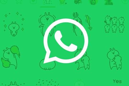 WhatsApp te sugiere qué stickers enviar mientras escribes en su beta para Android