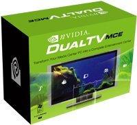 DualTV, tarjeta sintonizadora Dual de Nvidia