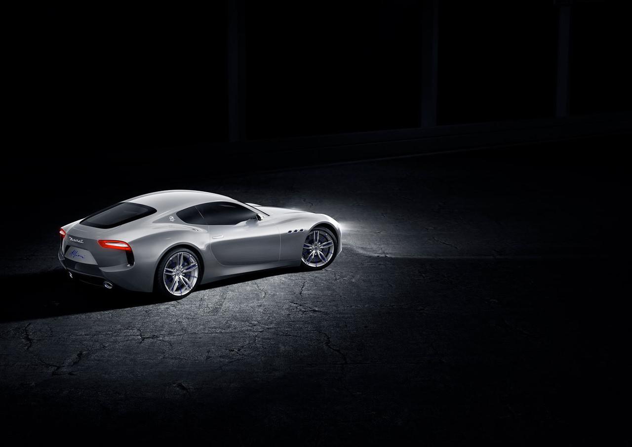 Foto de Maserati Alfieri (8/19)