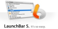 Launchbar 5 beta, gran evolución del lanzador de Objective Development