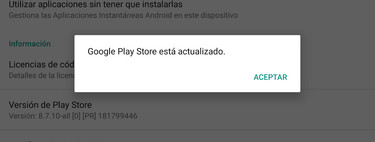 How to update Google Play Store to the latest version