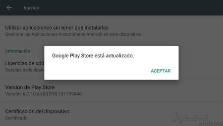 Como Actualizar Google Play Store A La Ultima Version