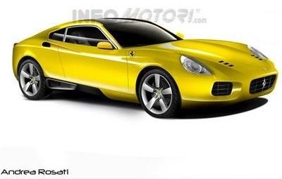 Interpretación del Ferrari Dino