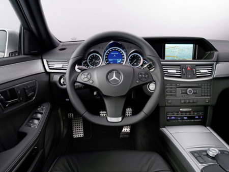 Mercedes-Benz Clase E AMG Sports Package
