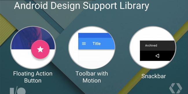 Android Design Support