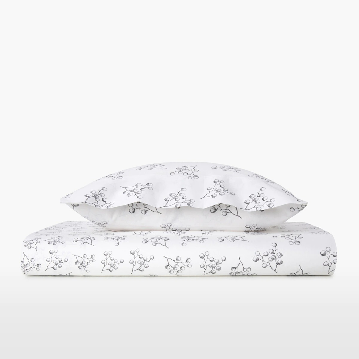 Juego de sábanas Arce  cama de 90 cms
