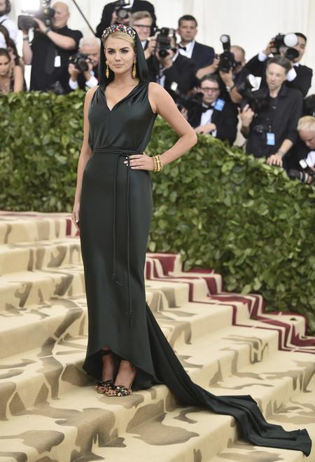 Kate Upton Met 2018 zac posen
