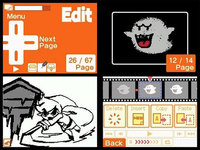Flipnote Studio: crea animaciones en DSi