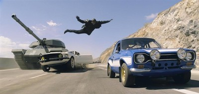 'Fast & Furious 7', se terminará el rodaje con los hermanos de Paul Walker