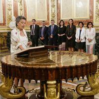 Rosa María Mateo promete una RTVE plural en su toma de posesión como administradora única