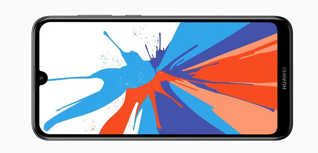 Huawei Y7 2019:  el lector de huellas se suma a una gama barata que apunta cada vez más alto
