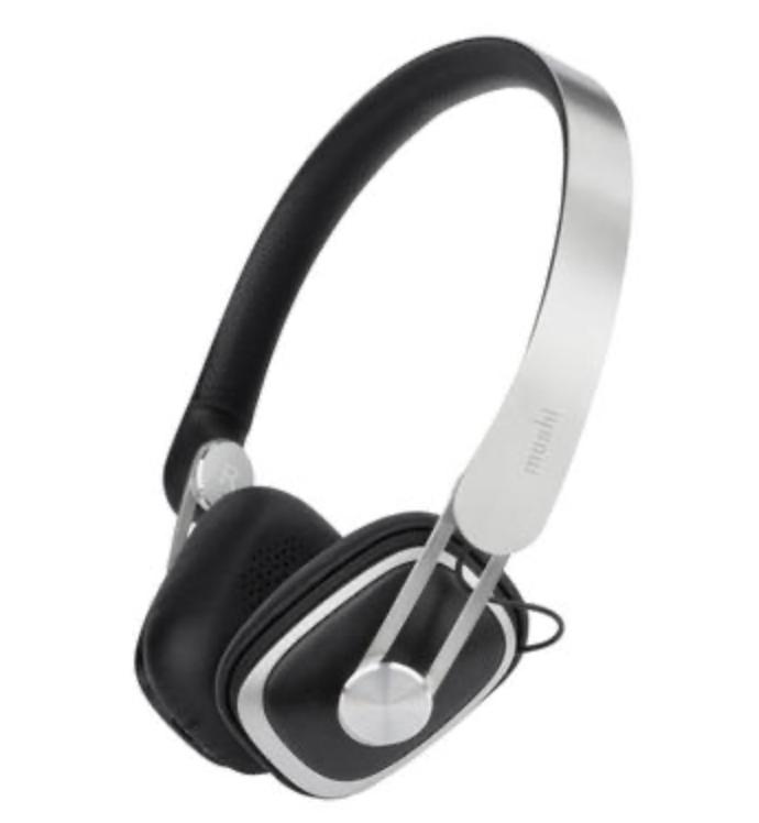 Moshi Avanti Air Auriculares Bluetooth Plata