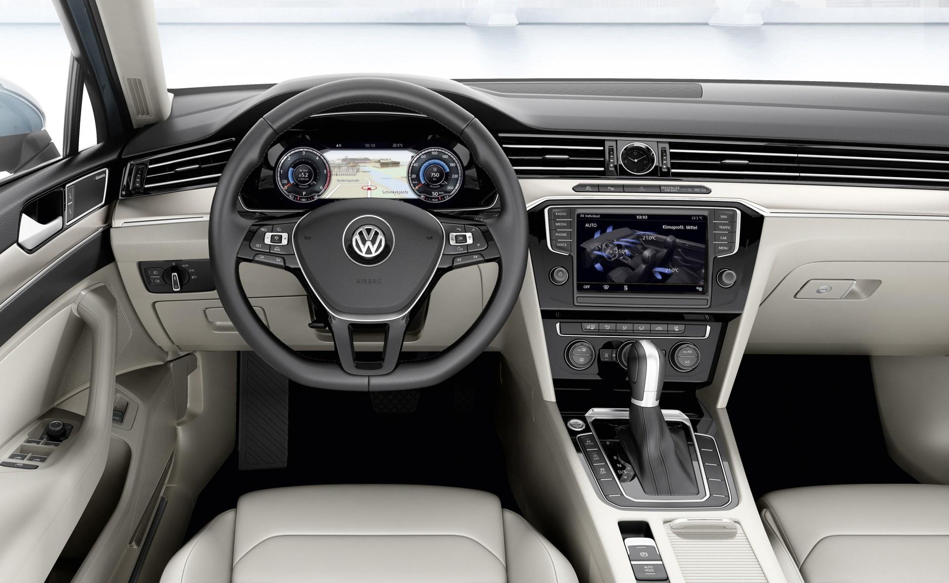 Foto de Volkswagen Passat 2015 (20/24)