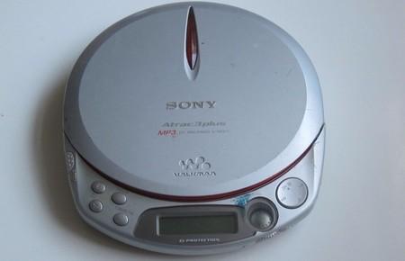 Cuando el Discman MP3 conquistó (brevemente) nuestras vidas