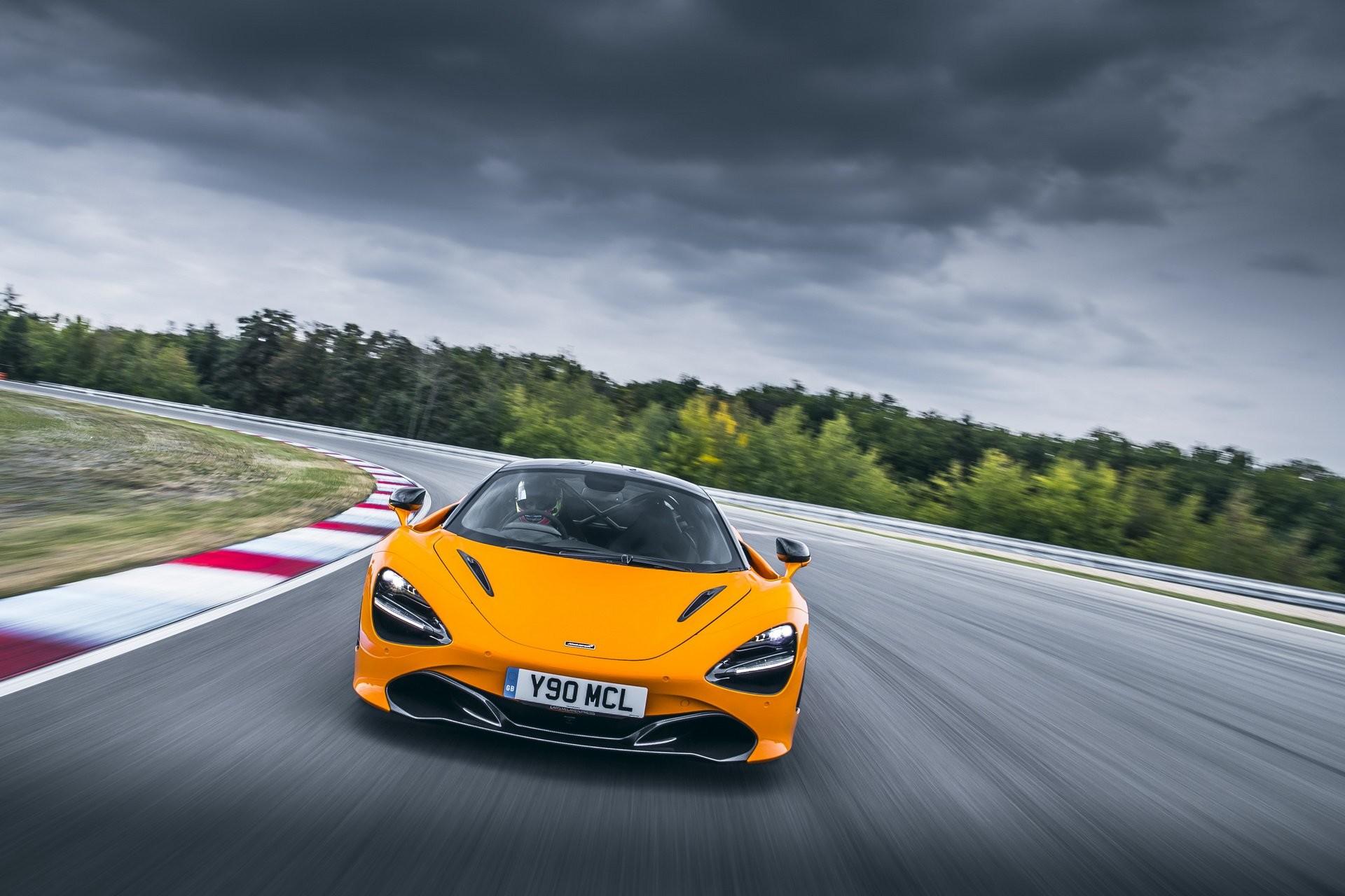 Foto de McLaren 720S Track Pack 2019 (2/12)