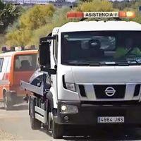 La Guardia Civil asegura que Reyes conducía a una velocidad de 187 km/h cuando le reventó un neumático