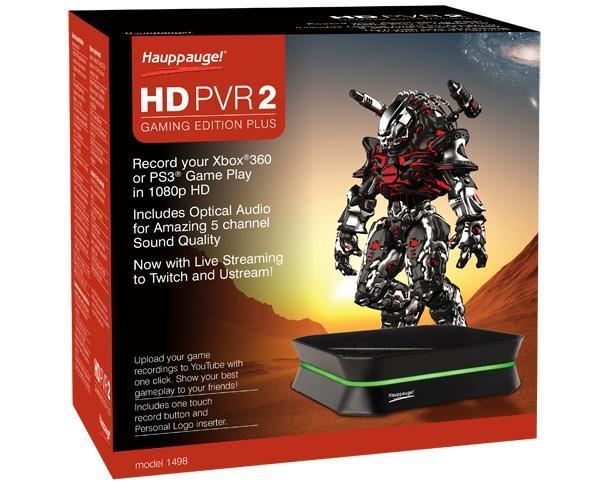 HD PVR 2