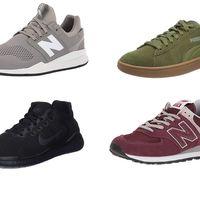 Zapatillas Adidas, Nike, New Balance y Puma con hasta un 40% de descuento en Amazon