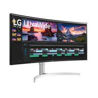 El LG 38WN95C-W llega a Europa: pantalla curva, 38 pulgadas y hasta 170 Hz en pantalla para este monitor ultrapanorámico