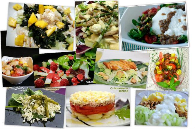 Paso por la gastronomía en la red CXLVI