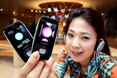 Samsung Yepp T9, con una gran autonomía