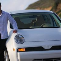 En 2010 este prototipo de coche despertó el interés de Steve Jobs