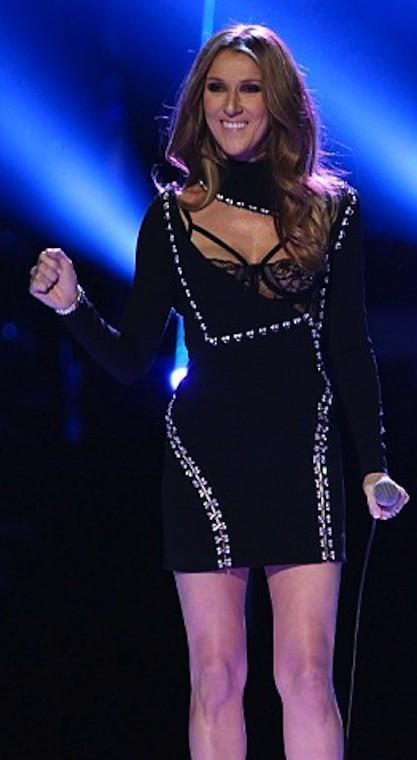 ¿Da el cante el Versace de Celine Dion?