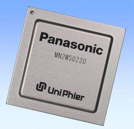 Panasonic desarrolla procesadores ARM de doble núcleo para sus televisores