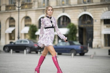 Chiara Ferragni se apunta a la alta costura con looks de infarto. ¿Con cuál te quedas?