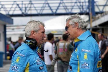 Flavio Briatore y Pat Symonds podrán volver a la Fórmula 1 antes de lo previsto
