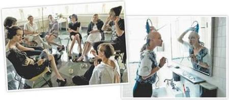 Steven Meisel lleva a la Vogue italiana a rehabilitación