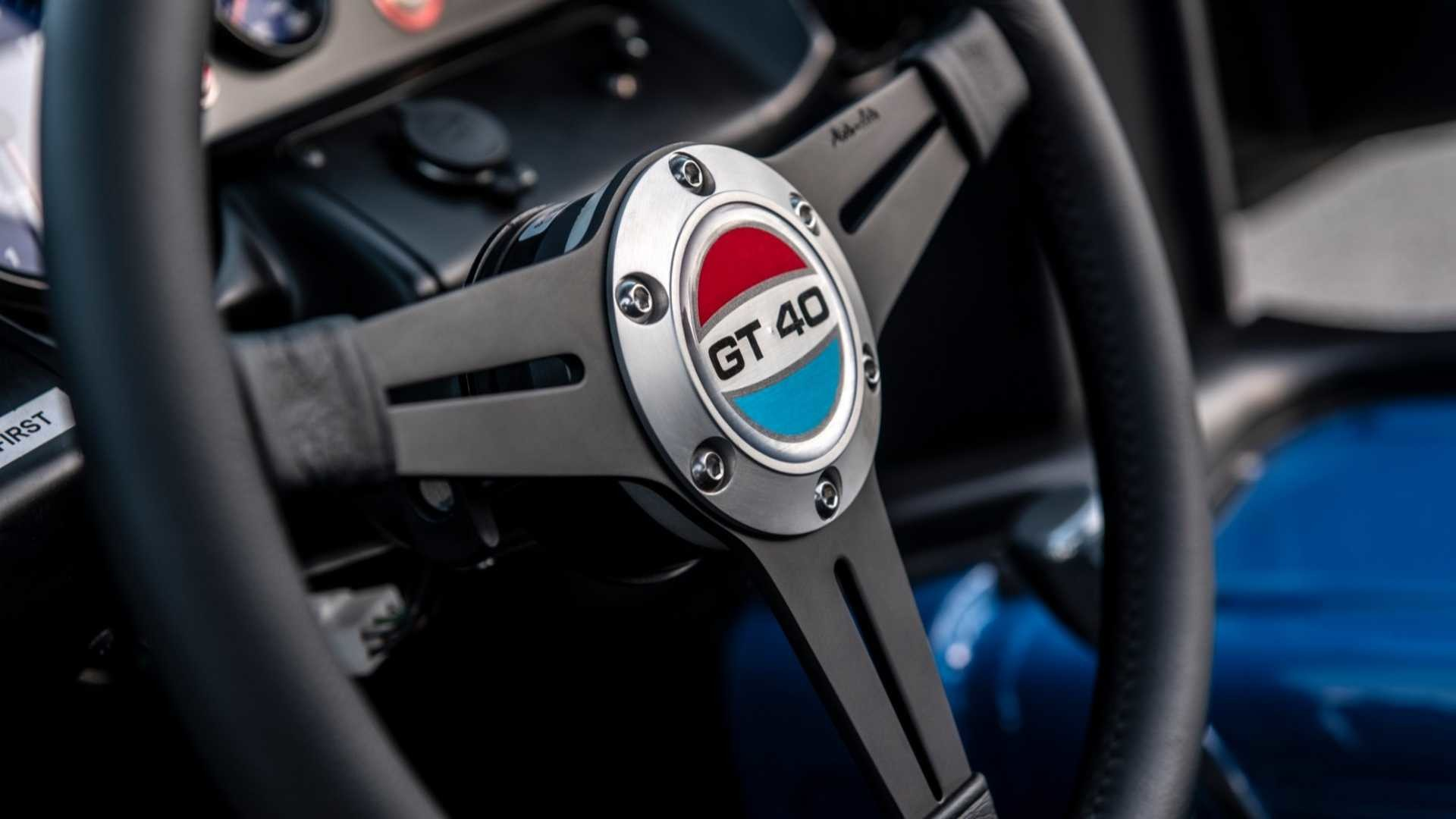 Foto de Superformance Ford GT40 Mk1 (7/23)