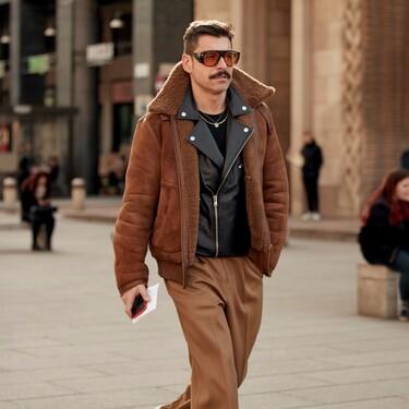 El mejor streetstyle de la semana: trucos para no pasar frío con tus looks de invierno