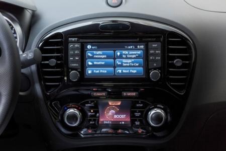 """Nissan Juke n-tec, un coche pensado para """"techies"""""""