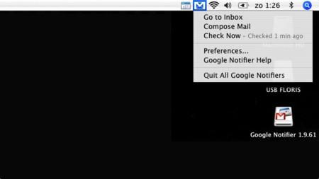 Adiós a un veterano: Google retira su Notifier para Mac