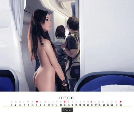 Calendario Air Comet