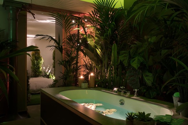 Greenery Hotel Airbnb 2