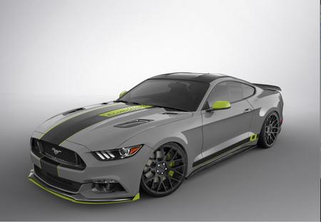 Cjpony Mustang