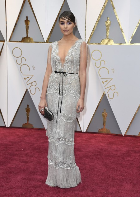 Olivia Culpo Marchesa Oscars2017