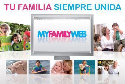 My Family Web, un espacio virtual para toda la familia