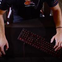 HyperX Alloy FPS es el teclado mecánico de Kingston creado especialmente para videojuegos shooter de primera persona