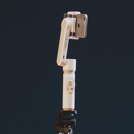 estabilizador gimbal para móviles smatphone