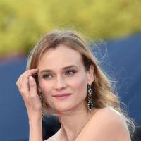 Diane Kruger vuelve a enamorar sobre la alfombra roja de Venecia